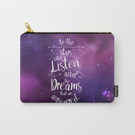 ACOMAF- To the Stars Who Listen And the Dreams that are Answered Carry-All Pouch