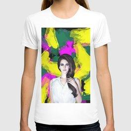 Lana - Celebrity Art T-shirt
