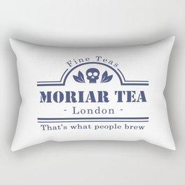 MoriarTea Rectangular Pillow