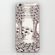Forest of Fingers iPhone & iPod Skin