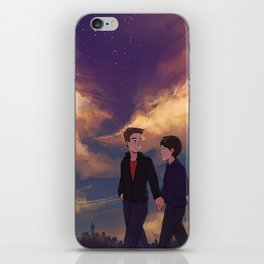 for thomas iPhone Skin
