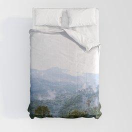 Elephant Mountain View Comforters