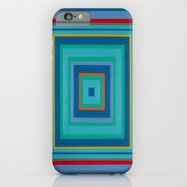 """Jolly Chew""   Op art iPhone Case"