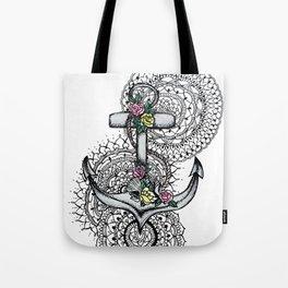 Zen Anchor Tote Bag