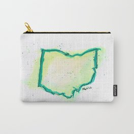 Green Ohio Carry-All Pouch