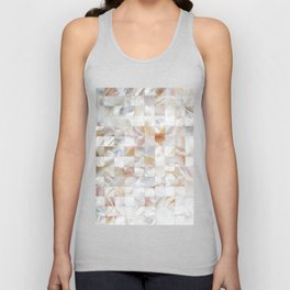 Mother of Pearl #society6 #decor #buyart Unisex Tank Top