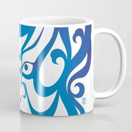 Shibaraku - a Kabuki Portrait Coffee Mug