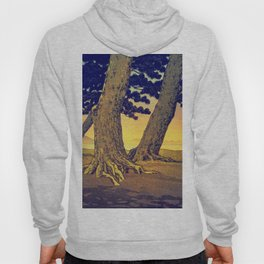 Domi's Heart at Sunset Hoody