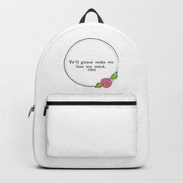 Floral - Lose My Mind Backpack