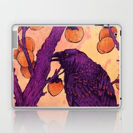 Raven and Persimmons Laptop & iPad Skin