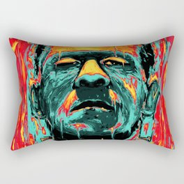 Frankenstein Rectangular Pillow