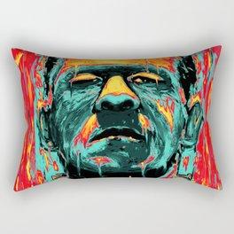 Frankenstein Rectangular Pillow