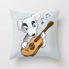 K.K. Slider Throw Pillow