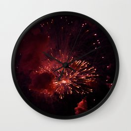 Super Nova Wall Clock