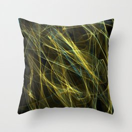 Summer lines 26 Throw Pillow