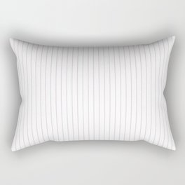 Orchid Ice Stripes Rectangular Pillow