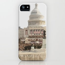 January 20, 1993 iPhone Case