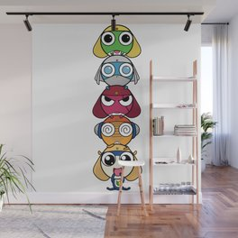 Leap Frogs in Space!! Wall Mural