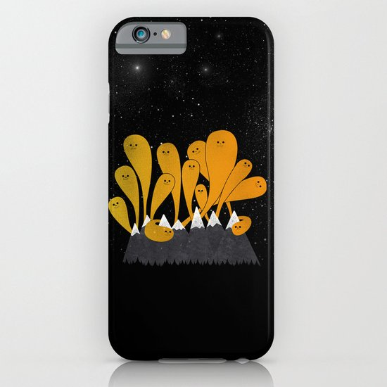 Northern Frights (Halloween Edition) iPhone & iPod Case