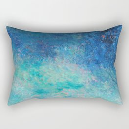Water II Rectangular Pillow
