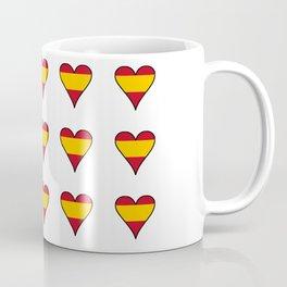 Flag of spain 6-spain,espana, spanish,plus ultra,espanol,Castellano,Madrid,Barcelona Coffee Mug