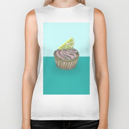 Cupcakes for Everyone Biker Tank