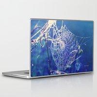 dreamcatcher Laptop & iPad Skins featuring dreamcatcher by Luiza Lazar