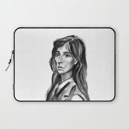 Grey Vest Laptop Sleeve
