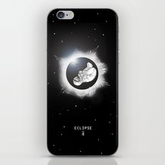 ECLIPSE :: rebirth of the lost cosmonaut iPhone & iPod Skin
