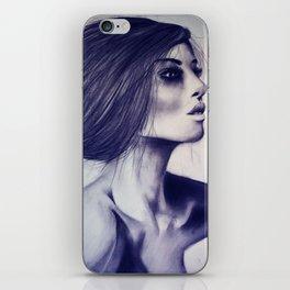 girl iPhone Skin