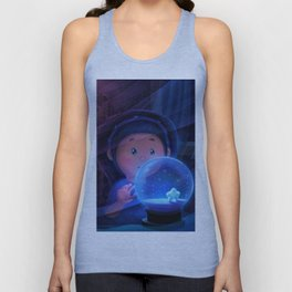 The precious one Unisex Tank Top