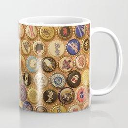 Bottle Caps Coffee Mug