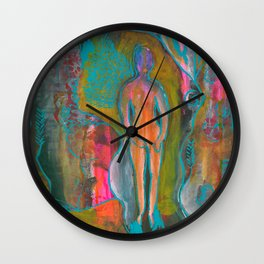 What you see Wall Clock