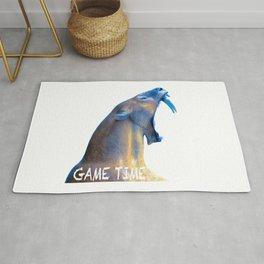 Hear Me Roar - Game Time Rug
