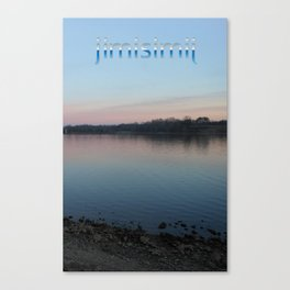 t-shirt nature print Canvas Print