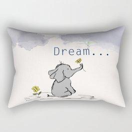 """""""Dream"""" Rectangular Pillow"""