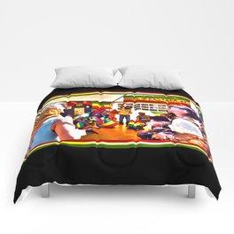 House Of Rastafari / Rototom Sunsplash 2011 Comforters