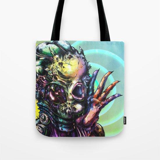 The Deceitful Siren Tote Bag