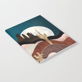 Desert Stars Notebook