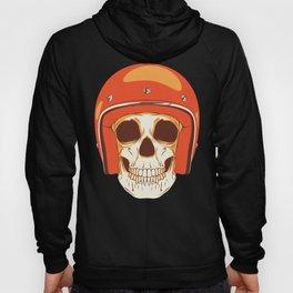 Helmet Skull Hoody