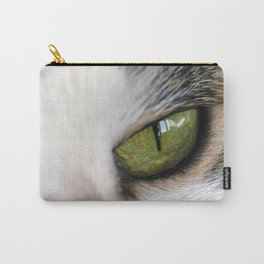 The Eye of the Domesticated Tyger Carry-All Pouch