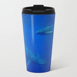 Underwater Humpbacks 5 Travel Mug