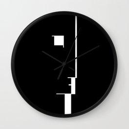 BAUHAUS AUSSTELLUNG 1923 Wall Clock