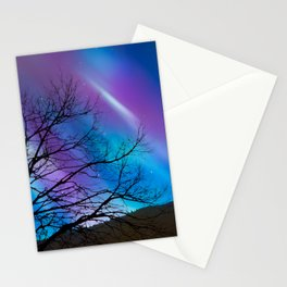 Borealis Stationery Cards
