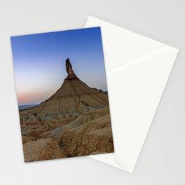 Bardenas Reales Desert Sunset Stationery Cards