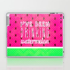 Drinking Watermelon Laptop & iPad Skin