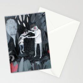 The Brothers Stationery Cards