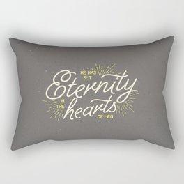 ETERNITY IN HEARTS Rectangular Pillow