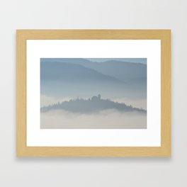 In Favor Framed Art Print