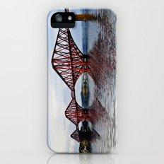 Forth Rail Bridge Slim Case iPhone (5, 5s)